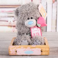 Me To You Tatty Teddy Plush Bear - Lovely Nan - Nan Gifts