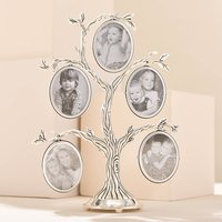 Family Tree 5 Picture Frame - Picture Gifts