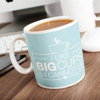 Personalised Mug - Big Cups - Cups Gifts