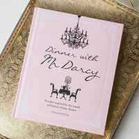 Dinner With Mr Darcy Recipe Book - Dinner Gifts