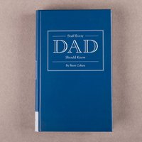 Stuff Every Dad Should Know Book - Stuff Gifts