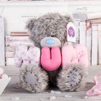 Me To You Tatty Teddy Plush Bear - Mum Letters - Tatty Teddy Gifts