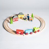 Personalised My First Train Set - Train Gifts