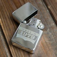 Engraved Lighter - Original Parts - Lighter Gifts