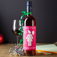 Personalised Wine - Office Party - Office Gifts