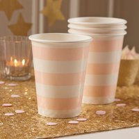 Pastel Perfection Paper Cups - Cups Gifts
