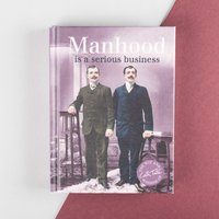 Manhood Book - Book Gifts