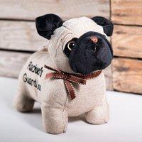 Personalised Pug Doorstop - Doorstop Gifts