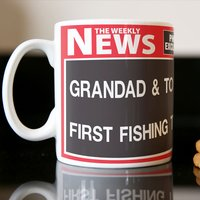 Photo Upload Mug - Spoof News - News Gifts