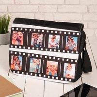 Photo Upload Messenger Bag - Film Reel - Film Gifts