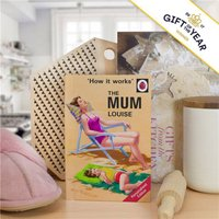 Personalised Ladybird Book For Adults - The Mum - Book Gifts