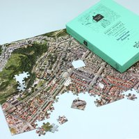 Aerial Jigsaw - Aerial Photo of Your Home - Jigsaw Gifts