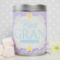 Personalised Hot Chocolate - Best Gran In - Hot Chocolate Gifts