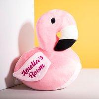 Personalised Flamingo Doorstop - Flamingo Gifts