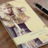 Photo Upload Address Book - For Her - Book Gifts