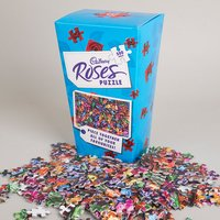 Roses Jigsaw Puzzle - Jigsaw Puzzle Gifts