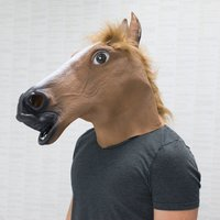 Horse Dress Up Mask - Horse Gifts