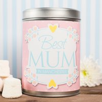 Personalised Hot Chocolate - Best Mum In - Hot Chocolate Gifts
