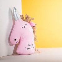 Personalised Unicorn Doorstop - Doorstop Gifts