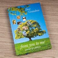 Dear Grandma - From You to Me Book - Grandma Gifts
