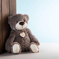Personalised Beige Bear Doorstop - Doorstop Gifts
