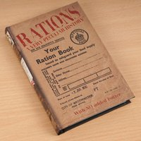 Rations: A Very Peculiar History - Gadgets Gifts