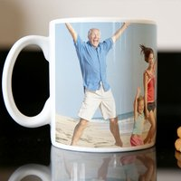 Photo Upload Mug - Full Wrap Picture - Picture Gifts