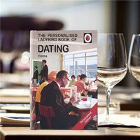 Personalised Ladybird Book For Adults - Dating - Book Gifts