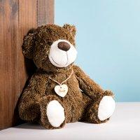 Personalised Brown Bear Doorstop - Doorstop Gifts
