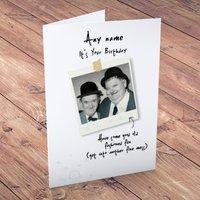 Personalised Card - Old Fashioned Fun - Fun Gifts