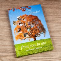 Dear Grandad Book - From You To Me - Grandad Gifts