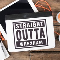 Personalised iPad Case - Straight Outta