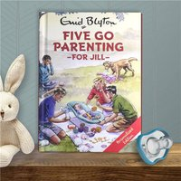 Personalised Five Go Parenting Book - Book Gifts