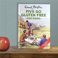 Personalised Five Go Gluten Free Book - Book Gifts
