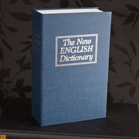 Dictionary Book Safe - Book Gifts