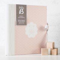 Busy B Baby Girl Journal - Baby Girl Gifts