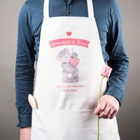Personalised Me To You Apron - Tatty Teddy Names & Message - Tatty Teddy Gifts