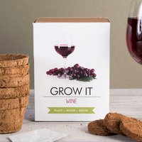 Grow It - Grow Your Own Wine - Grow Your Own Gifts