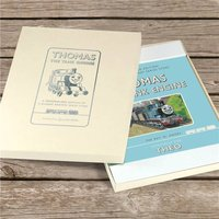 Personalised Thomas The Tank Engine First Edition Book - Thomas The Tank Engine Gifts