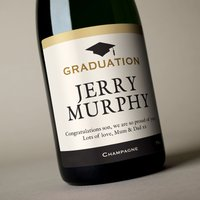 Luxury Personalised Champagne - Graduation - Graduation Gifts