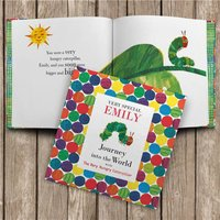 Personalised Very Hungry Caterpillar Book - Caterpillar Gifts