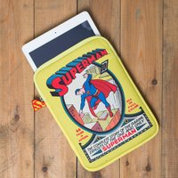 Retro Superman Tablet Sleeve - Superman Gifts