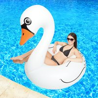 Inflatable Swan - Inflatable Gifts