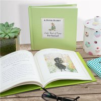 Personalised Peter Rabbits Little Book Of Virtue