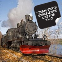Steam Train Experience Day For Two - Train Gifts