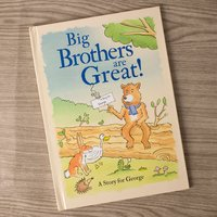 Personalised Book - Big Brothers Are Great - Books Gifts