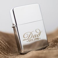 Engraved Lighter - Dad - Lighter Gifts