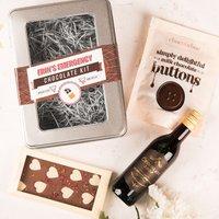 Personalised Emergency Chocolate Kit