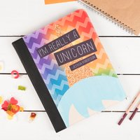 Personalised iPad Case - Unicorn