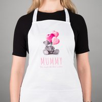 Personalised Me To You Apron - Heart Balloons - Balloons Gifts